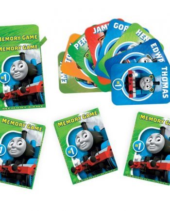 Thomas the Tank Engine Party Memory Games