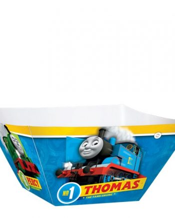 Thomas the Tank Engine Party Paper Bowls