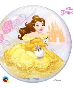 Beauty the Beast Party Belle Bubble Balloon
