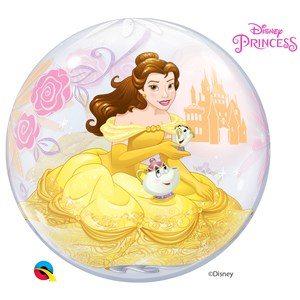 Beauty the Beast Party Belle Bubble Balloon