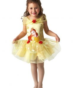 Beauty the Beast Party Belle Ballerina