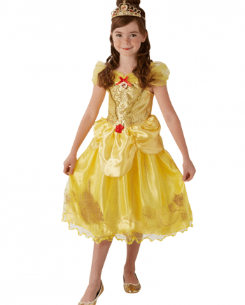 Beauty the Beast Party Storyteller Belle Costume