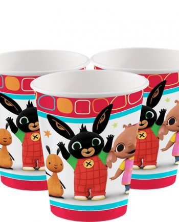 Bing Party Paper Cups