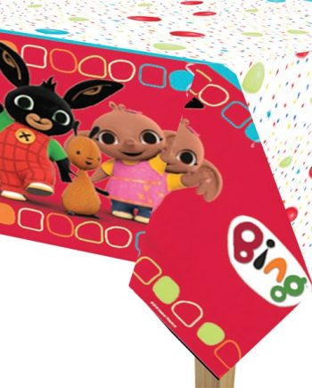 Bing Party Plastic Tablecover