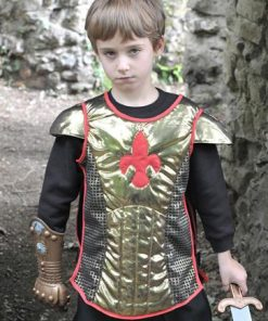 Child Costume Brave Heart