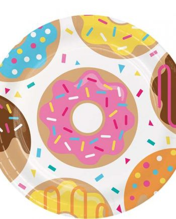 Doughnut Time Party