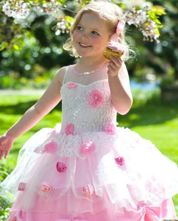 Carnival Cupcake Fairy Child Costume