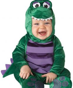 Little Dinky Dinosaur Baby Costume