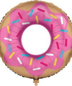 Doughnut Time Party Foil Balloon
