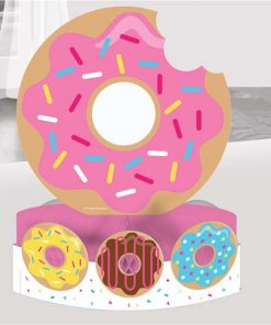 Doughnut Time Party Honeycomb Centrepiece