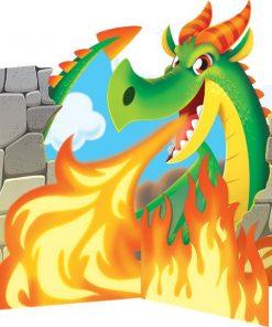 Dragon Party Centrepiece