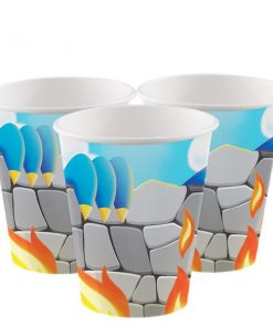 Dragon Party Paper Cups