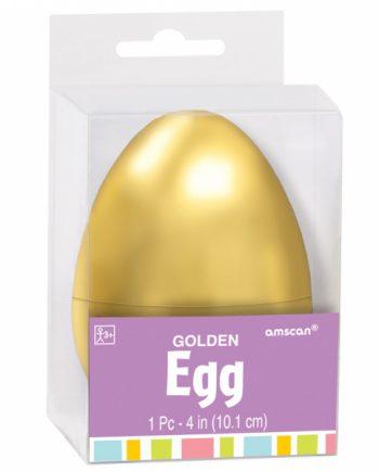 Easter Fillable Golden Egg