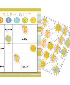 Happi Jungle Party Bingo Game