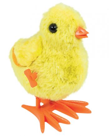 Large Easter Wind Up Chick