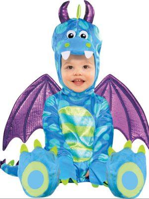 Little Dragon - Baby Costume