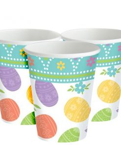 Lovely Easter Party Paper Cups
