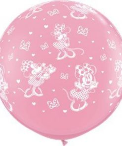 Minnie Mouse Giant Latex Balloon