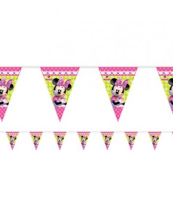 Minnie Mouse Happy Helpers Party Bunting