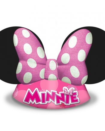 Minnie Mouse Happy Helpers Party Die-Cut Party Hat