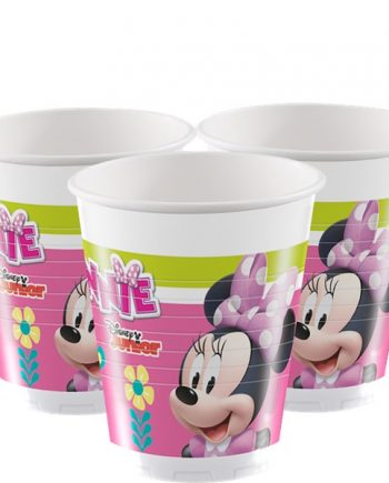 Minnie Mouse Happy Helpers Party Plastic Cups
