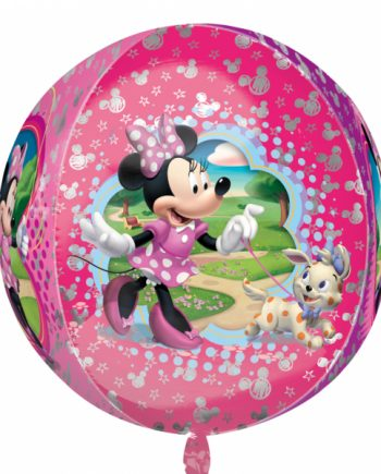 Minnie Mouse Long Lasting Orbz Balloon