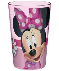Minnie Mouse Plastic Tumbler