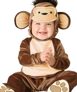Little Mischievous Monkey Baby costume