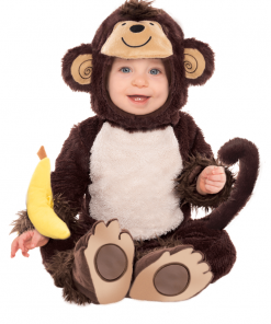 Monkey Around Baby Costume