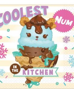 Num Noms Party Paper Napkins