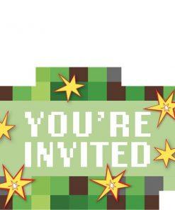 TNT Party Invites