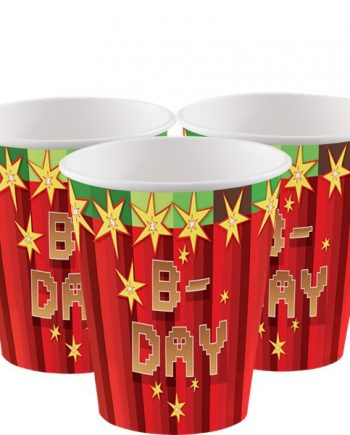 TNT Party Paper Cups