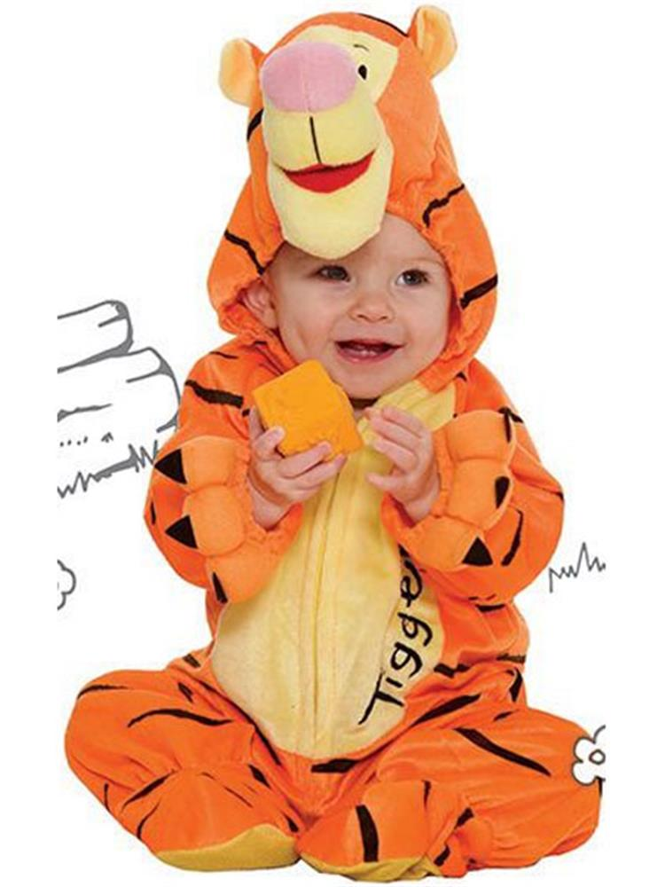 Lovely tigger halloween costume for adult 4some