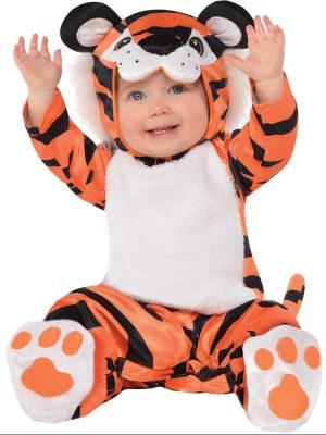 Tiny Tiger Child Costume