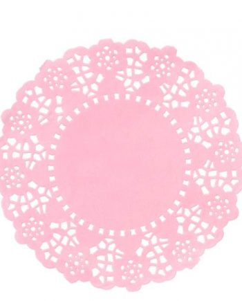 Truly Fairy Party Mini Doilies