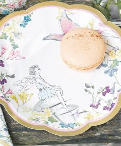 Truly Fairy Paper Plates