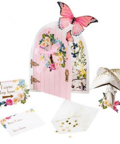Truly Fairy Party Door Set Decoration