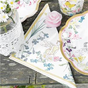 Truly Fairy Party Paper Napkins