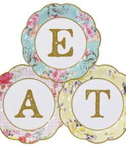Truly Scrumptious Party Dessert Plates