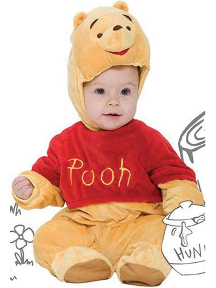 Winnie Pooh Baby Costume Fun Party Supplies