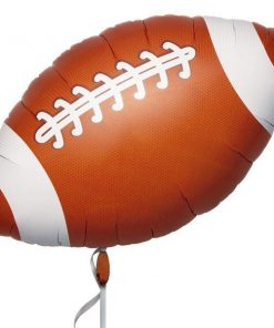 American Football Party NFL Football Foil Balloon