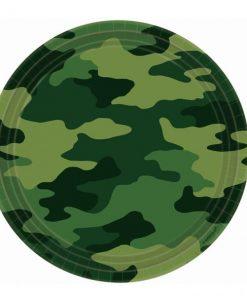 Army Camo Soldier