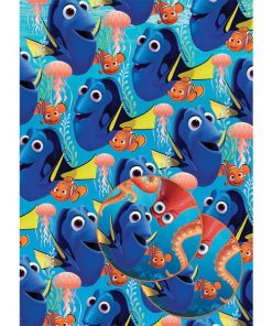 Disney Finding Dory Party Wrapping Paper & Tags