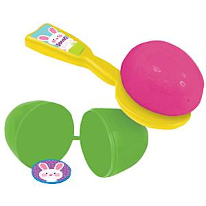 Easter Party Egg & Spoon Relay Game