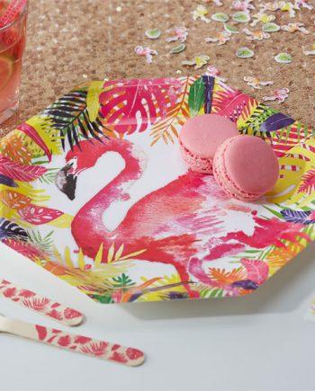 Flamingo Fun Party