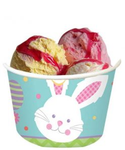Hippy Hop Easter Bunny Treat Cups