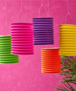 Hot Summer Party Paper Lanterns