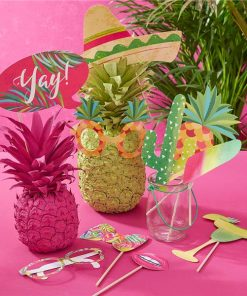 Hot Summer Party Photo Booth Props