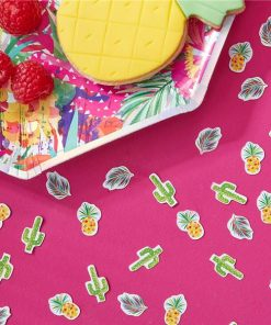 Hot Summer Party Table Confetti