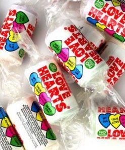 Swizzels Mini Love Hearts Sweets